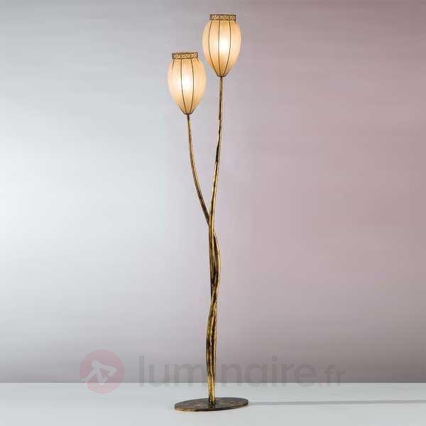 Lampadaire TULIPANO en verre Scavo - Tous les lampadaires