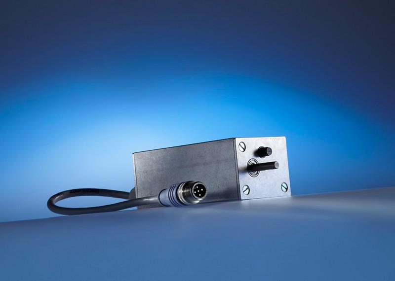 Low backlash spur gear N 40 V - Compact spur gearbox with rugged circuit board design up to 1 Nm