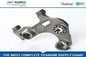 Fundición de titanio - JZ12-3