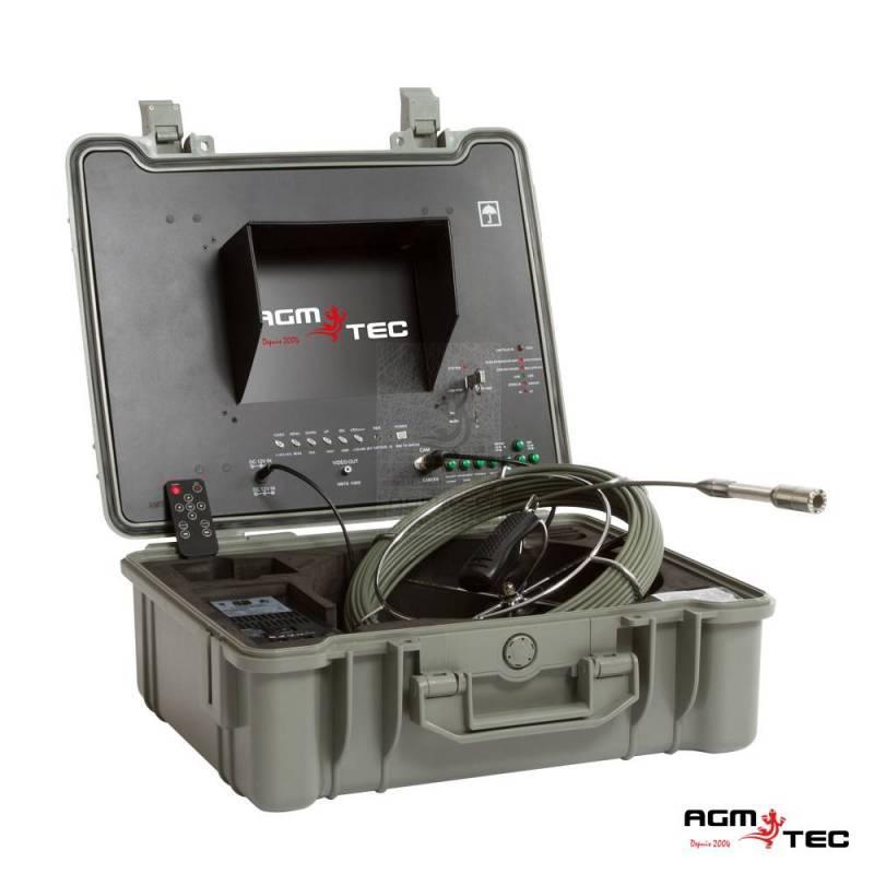 Tubicam® R – Caméra d'inspection de canalisation - Caméra de canalisation