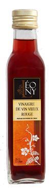 Vinaigre de Vin rouge Bio 6 % d'acidité  - LEONY
