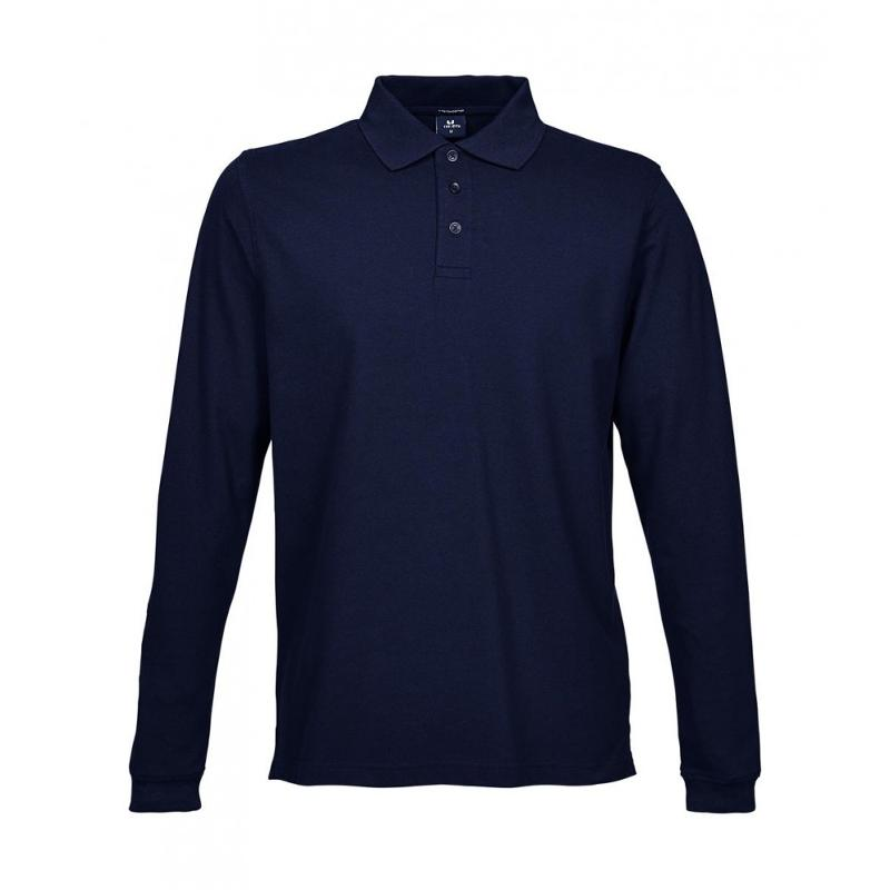 Polo Luxe S-L - Manches longues