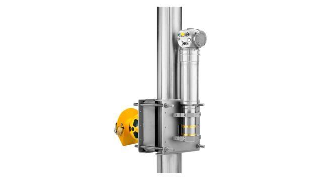 mesure detection niveau - mesure niveau radiometrique FMG60
