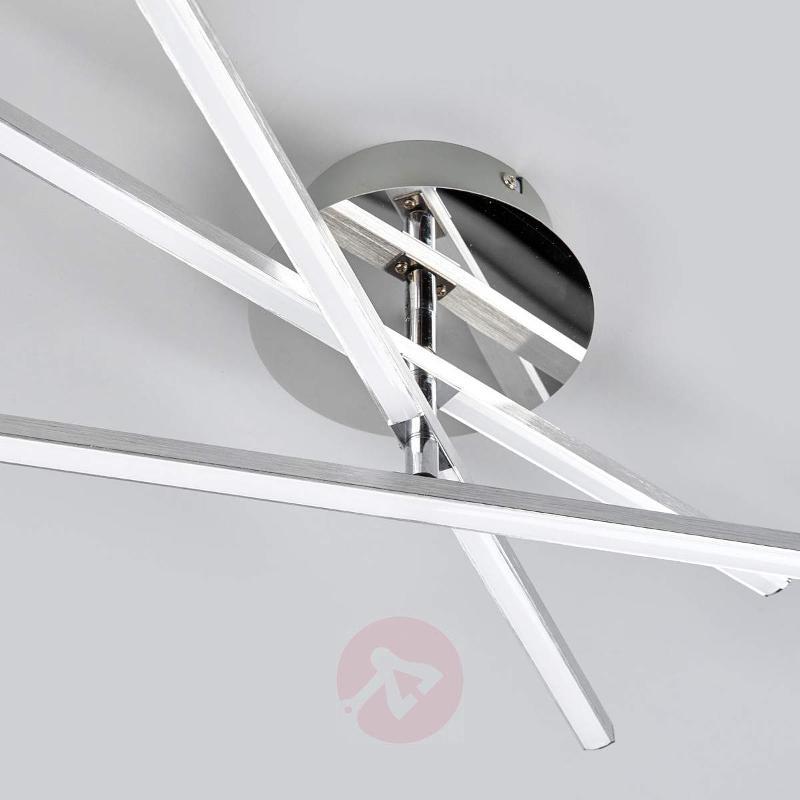 Puristic LED ceiling light Leana - Ceiling Lights