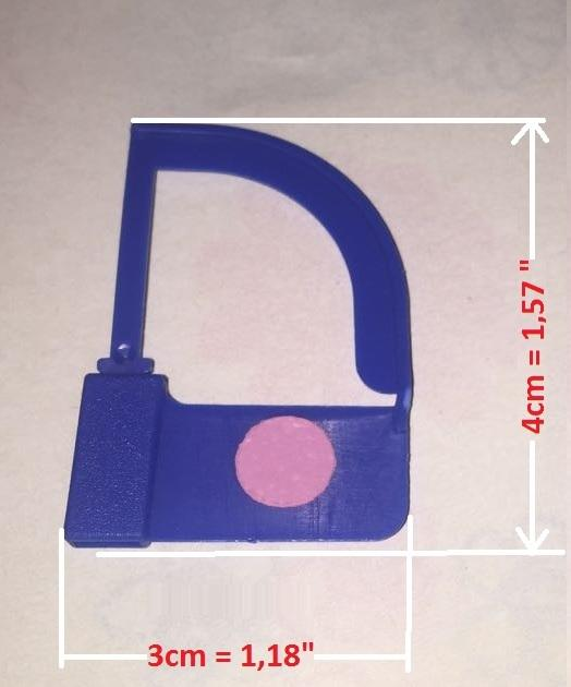Container Padlock, Plastic PadLock Seal - Padlock seals are usually supplied as a completely plastic seal, shaped.