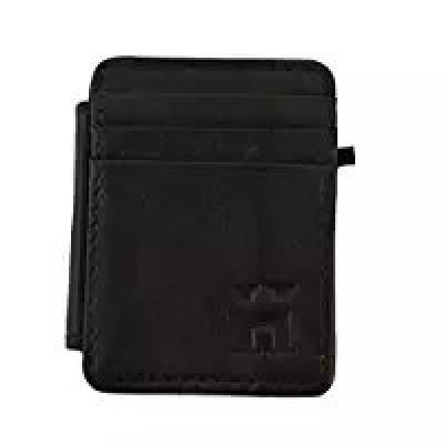 Leather Card Wallet  - wallet
