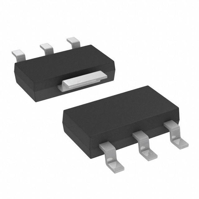 IC REG LINEAR POS ADJ 1A SOT223 - Diodes Incorporated AZ1117EH-3.3TRG1