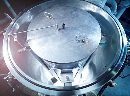 Inductive heat-treatment vacuum furnaces type IOV - … for heat- treatment of special materials under high temperatures and vacuum.