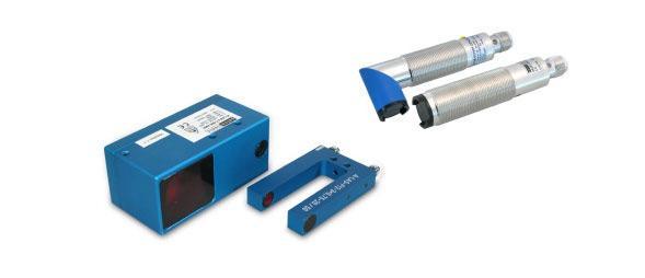 Sensors - Capteurs laser et cellules photoélectriques Pulsotronic