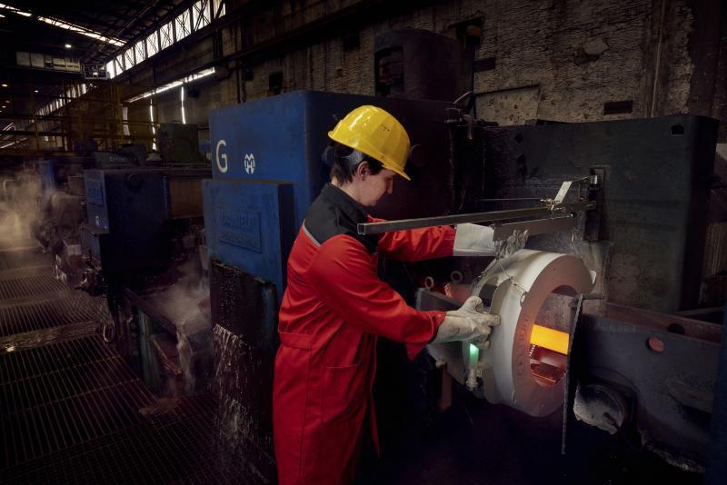 轮廓测量仪 CALIPRI RC220 - 轮廓测量装置,用于冷热轧产品的采样测量