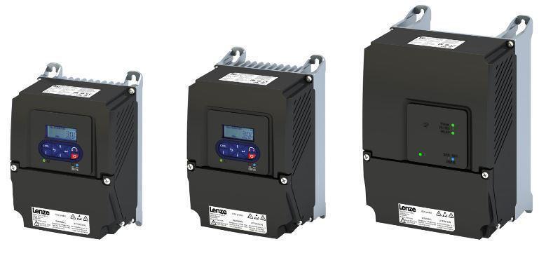Variateurs de vitesse étanches IP66 - Robuste et étanche en extérieur, identique au i500 en armoire à l'intérieur