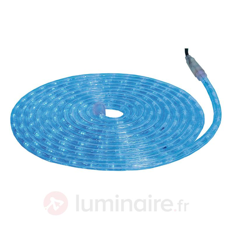 Tube lumineux LED Ropelight Flex 6 m bleu - Tubes lumineux