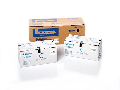 Original Kyocera Verbrauchsmaterialien und Ersatzteile