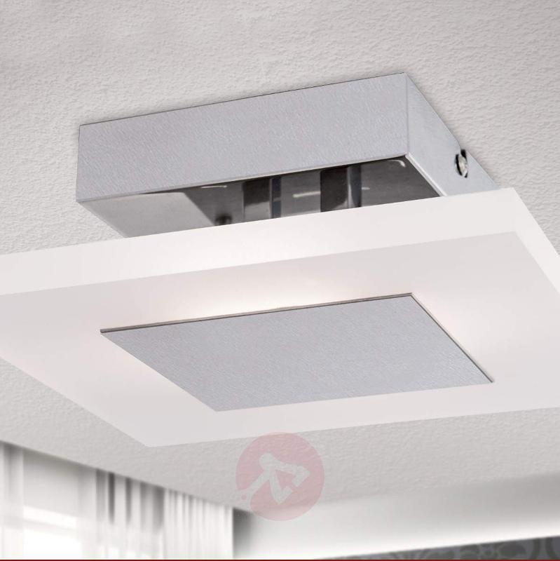 Planar LED ceiling lamp Karia 20 cm - Ceiling Lights