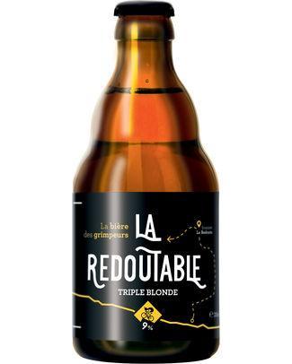La Redoutable 9° VP 33cl - 24 - Boissons / Bières