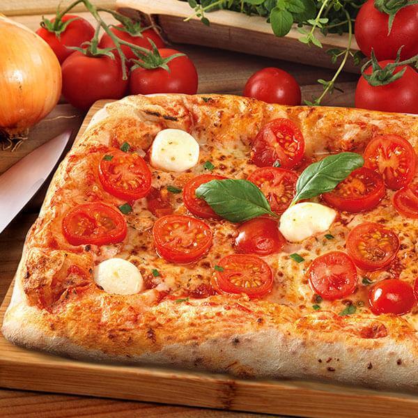 Pizza rettangolare Napoletana - null
