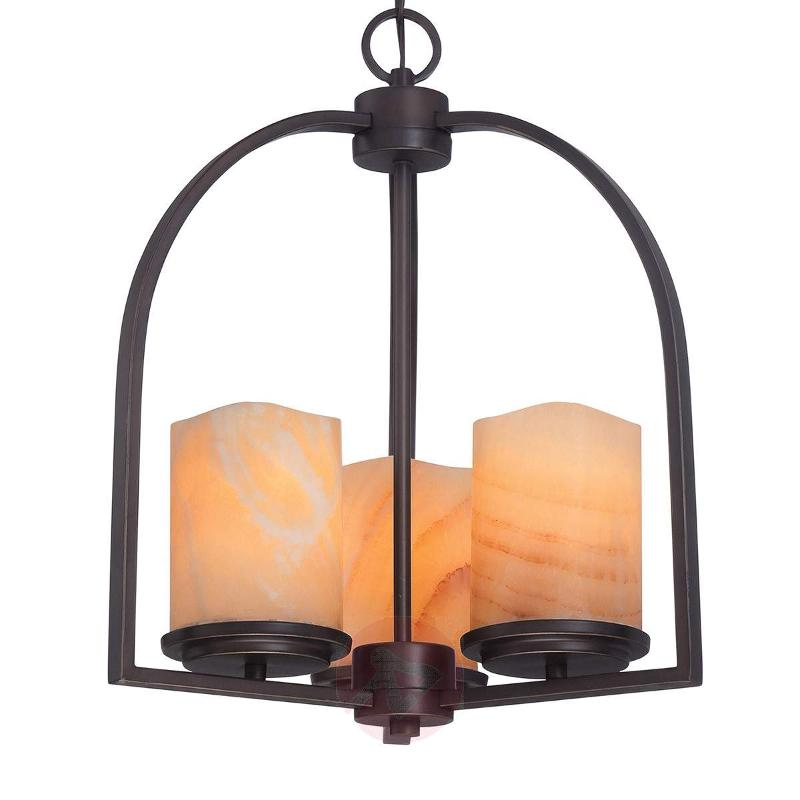 3-light hanging lamp Aldora - Pendant Lighting