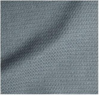Tweed - Plaid huckaback weave, graphite color