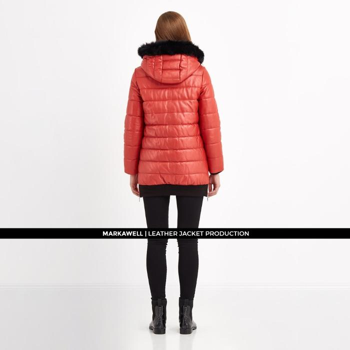 CHIARA QUILTED JACKET - GMO201920014W-1