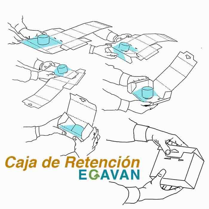 EGAVAN - Suspensión y Retención