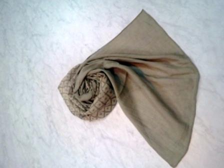 Wool Merino Melange Plain Color Scarves - Wool Merino Melange Plain Color Scarves
