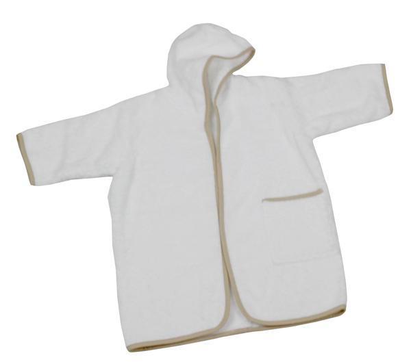 albornoz de bebé - albornoz de bebé 100% algodón