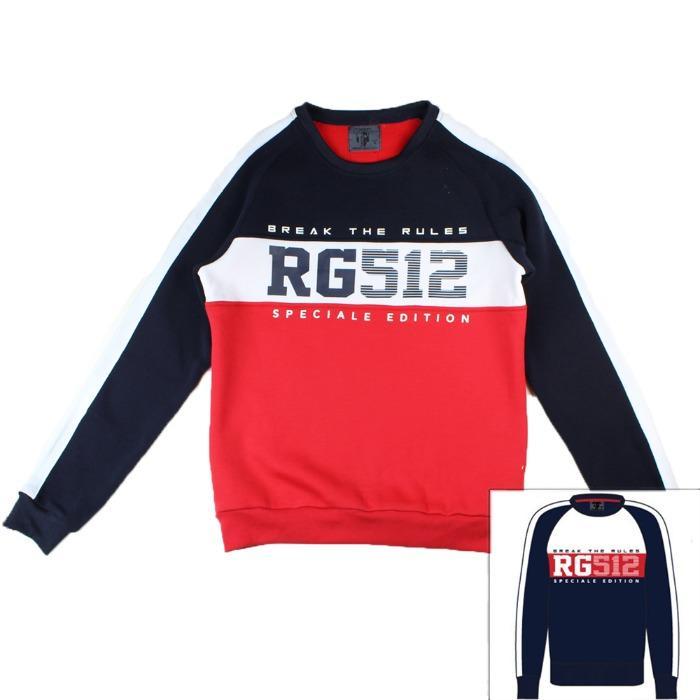 Dostawca Bluza RG512  - Bluza i Sweterover i Kurtka