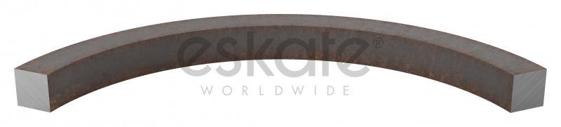 Profilbiegen - volles Vierkanteisen - Wir biegen Stahl- und Edelstahlprofile in unterschiedlichen Abmessungen auf Maß!