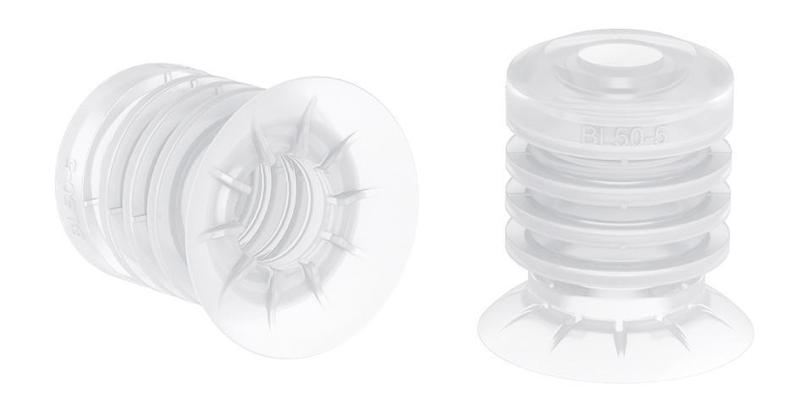 ventouses - BL-5 - Multi Soufflets (30–50 mm)