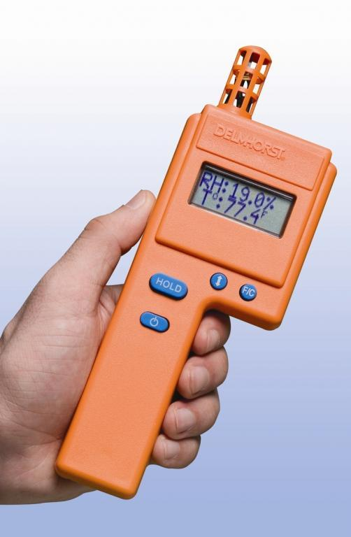 Thermo-hygrometer - Building inspection - HT-3000