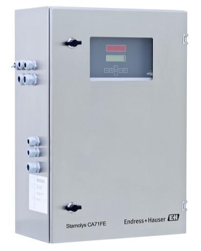 analyse liquides produits - analyseur fer stamolys CA71FE