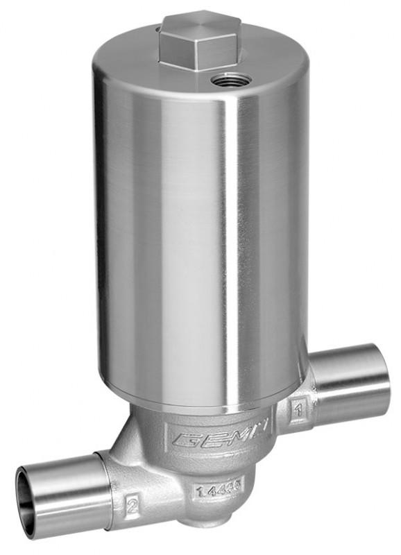 GEMÜ F40 - Pneumatically operated filling valve
