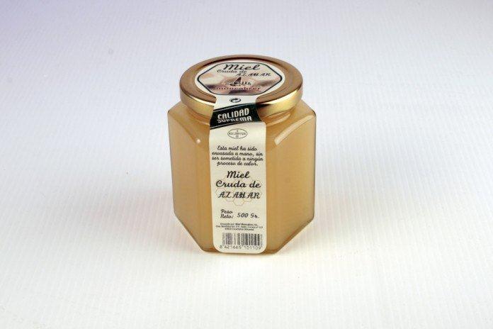 Miel Cruda Moncabrer - Miel cremosa, cruda, sin calentar