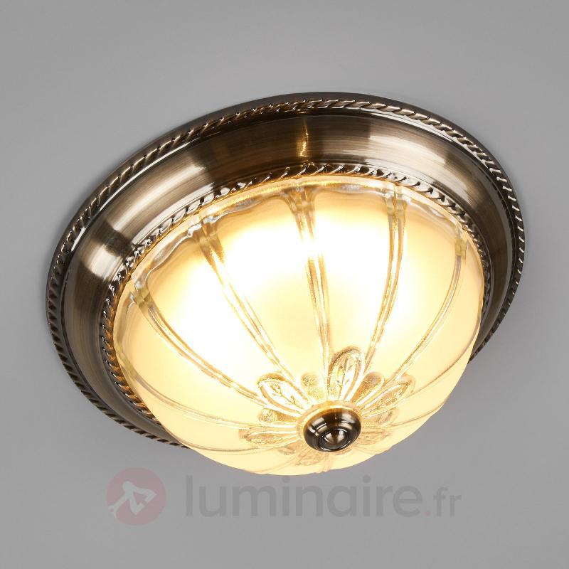 Plafonnier LED rond El Grado - Plafonniers LED