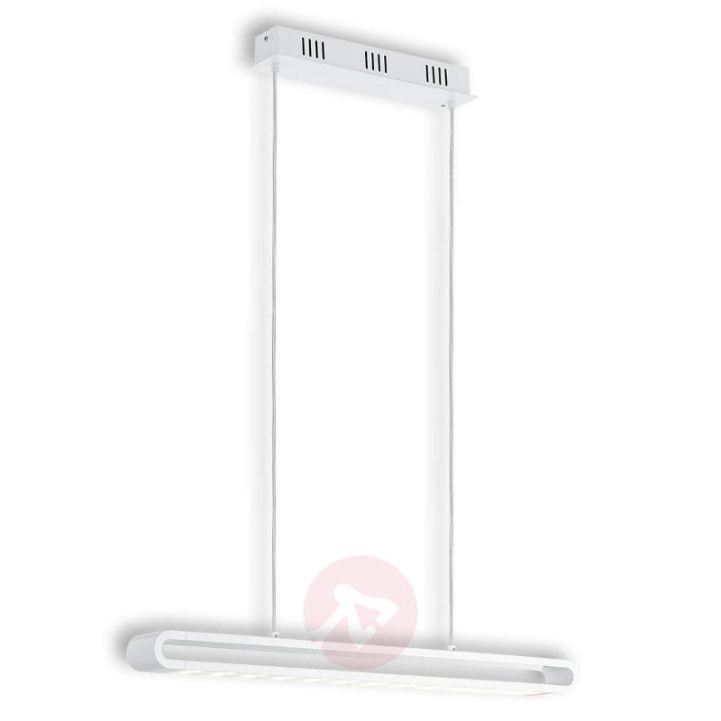 Linear Perillo LED hanging light - Pendant Lighting
