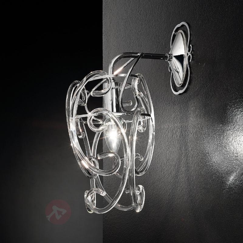 Applique Gemini en verre de Murano - Appliques design