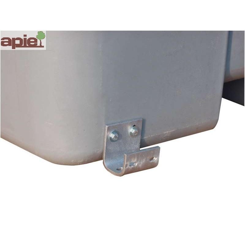 Kit de fixation plateau pour Box de rangement - Référence : BOX78831