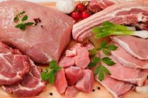 Viande de porc -