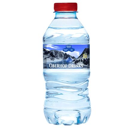 Oberhof Mineral Water - Natural Mineral Water