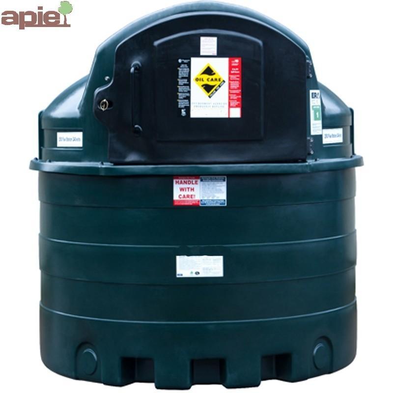 Station 2500 L pour stockage et distribution de Gasoil - Référence : 2500FS/H