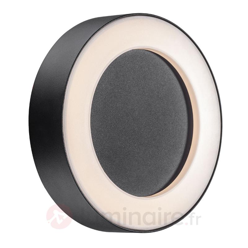 Applique d'extérieur LED Teton métal, IP54 - Appliques d'extérieur LED