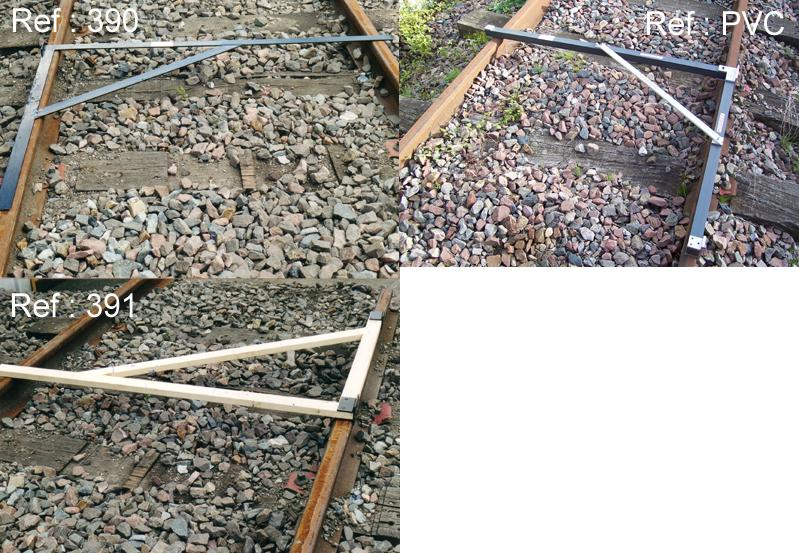 Hand Tools - Track Laying Squares