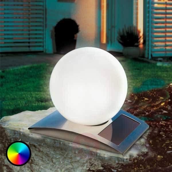 7-colour solar colour changing light ball - Solar Lights