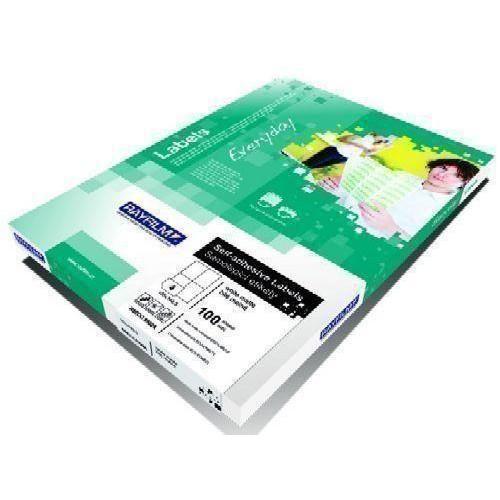 Öntapadós etikett címke A4 íven