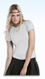 T-Shirt blanc femme - B&C
