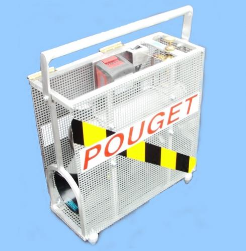 Hygiene, Safety, and Protection Signaling - Portable Warning Signal type SLJ-9 ®
