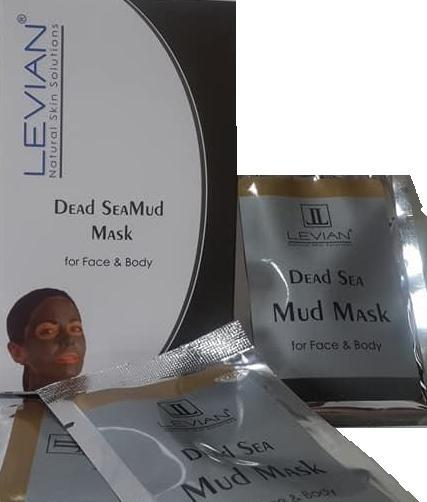 Dead Sea Mud Mask For Face & Body 150gm