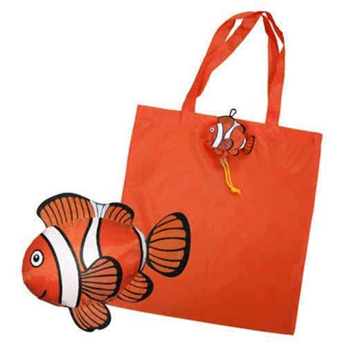 Reusable foldable bag with multi-colors - full printing color