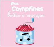Mes Comptines boîtes à musique - Digital | e-magine | 2014