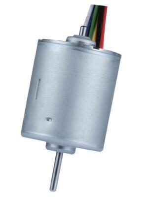 Brushless DC Motor BLDC2832 - Brushless DC Motor/Round Type